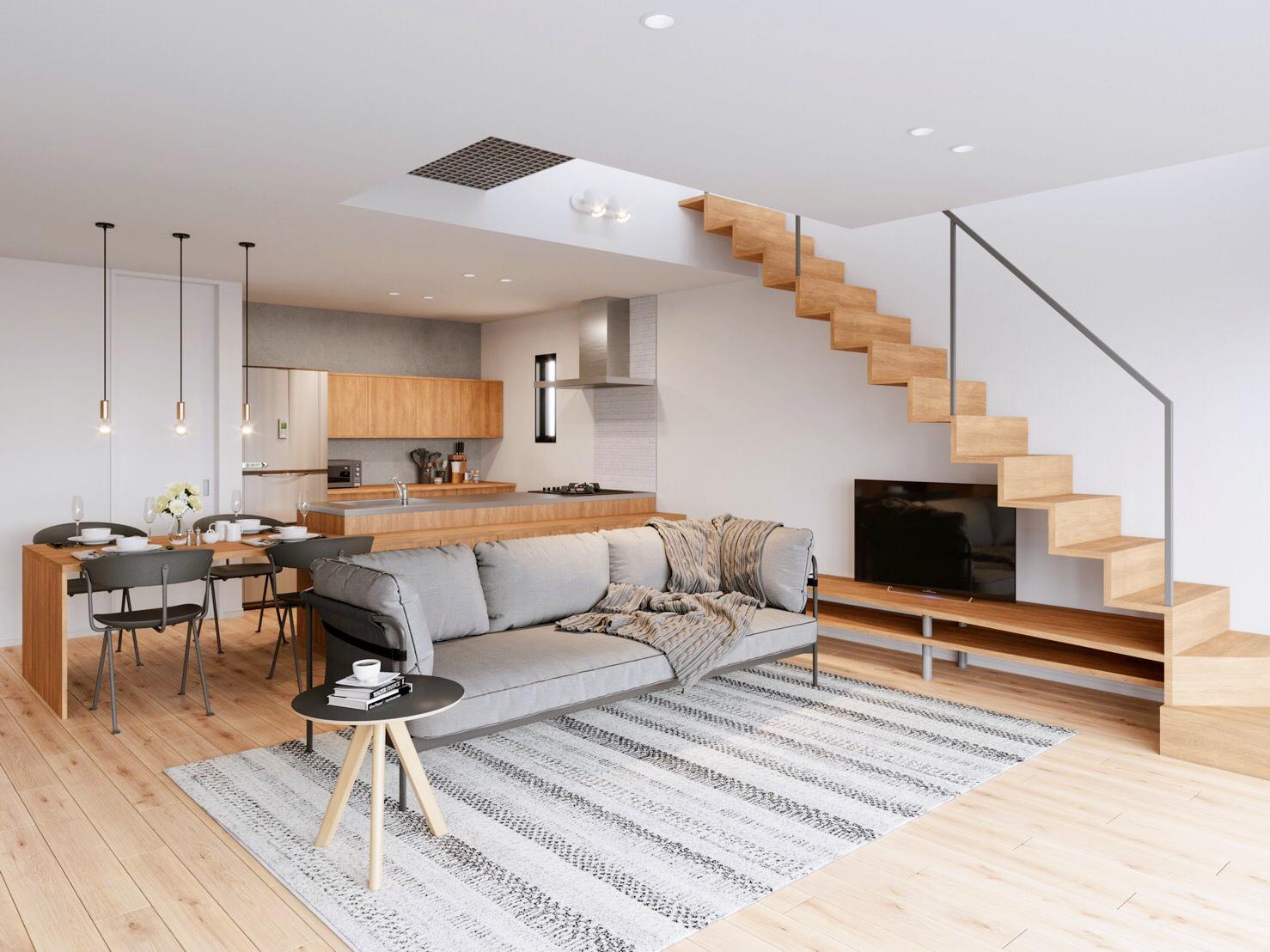 9月に行われる北名古屋市で着工中の当社の女性建築士の自邸 オープンハウスの告知