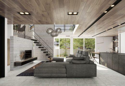 8月28日(土)、29日(日)犬山市にてコンクリート階段のある木造住宅オープンハウス予約開始