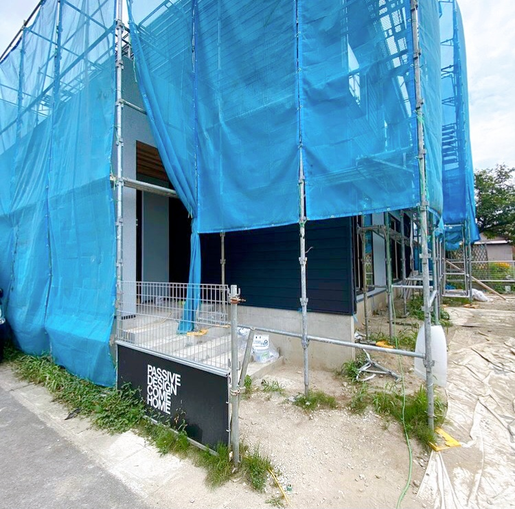 北名古屋市女性建築士の自邸